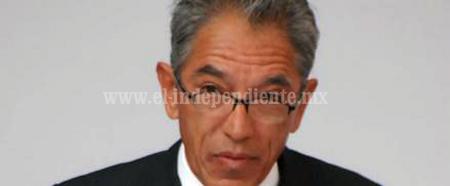 CON EL CONGRESO DEL ESTADO COLABORACIÓN Y ENTENDIMIENTO: SALVADOR JARA