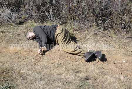 ÁTZCUARO Matan a funcionario de la PGJE