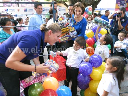 13 mil juguetes serán distribuidos por DIF Municipal
