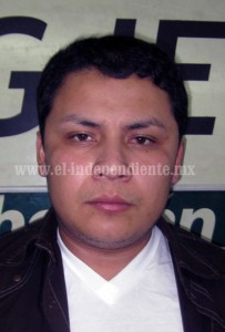 ZAMORA1 Ministeriales arrestan a presunto violador (1)