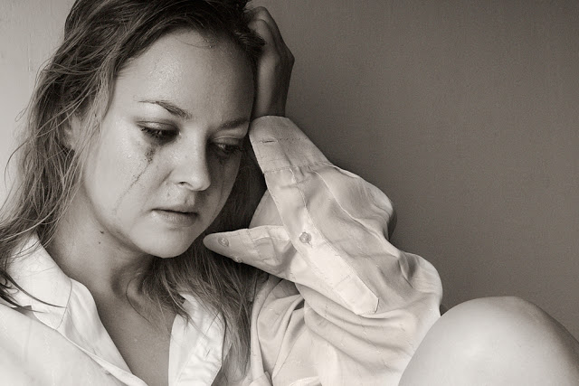 depresion-mujer