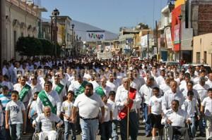 desfile del silencio