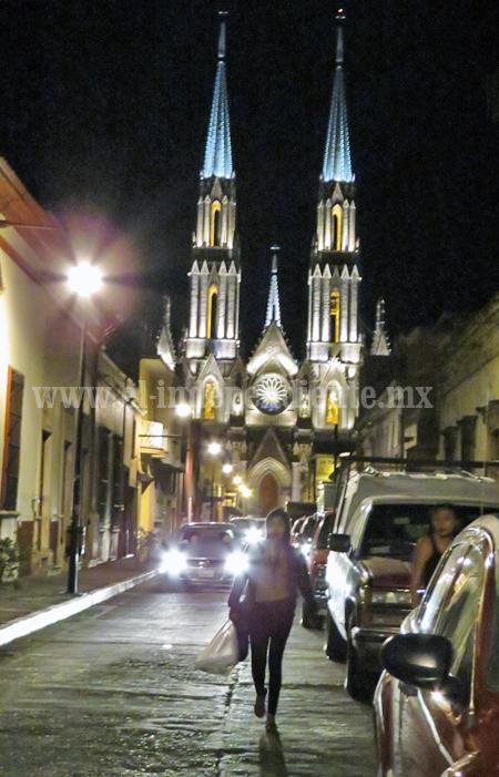 Catedral, Santuario