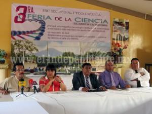 Feria de la Ciencia,  Historia y Arte