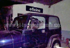 SAHUAYO2 ENFRENTAMIENTO DEJA 3 MUERTOS Y DOS HERIDOS  (12)