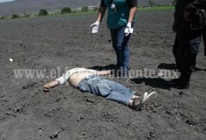 VILLAMAR un muerto y un herido en accidente carretero (1)