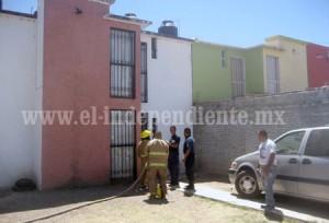 ZAMORA2 Alarma por fuga de gas en Prados de Valencia (1)