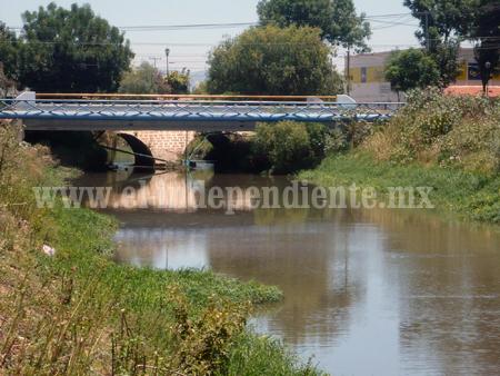 Latente amenaza al futuro de la agroindustria, ante contaminación del Rio Duero