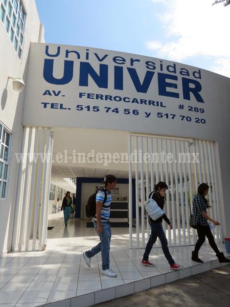 Realizarán Día UNIVER para exponer oferta académica
