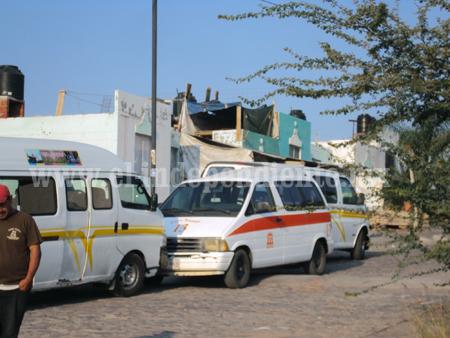 Exigen madres de familia que se permita operar al autobús escolar del Colegio de Bachilleres
