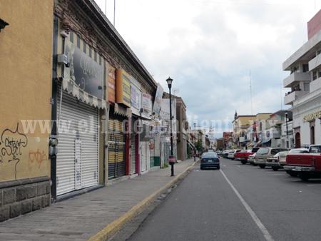 El comercio en esta región mal por cuestión económica, no de inseguridad: CANACO