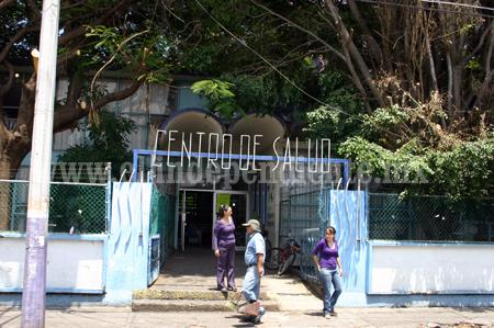 Inició rehabilitación integral del Centro de Salud Niños Héroes
