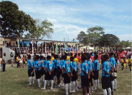 Arrancó la temporada de Futbol 2013-2014 en Jacona