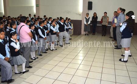 La EST Miguel Hidalgo realizo campaña de recolección de pilas