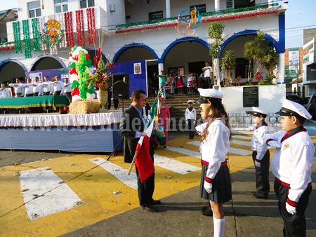 Encabezó Toño Salas conmemoración del natalicio de Morelos