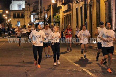 """Para Roque Martínez y Misha Elena Ruiz Fernández la carrera """"9 Kilómetros de Sonrisas"""""""