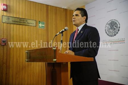 Demanda Silvano Aureoles serenidad y prudencia de todas las fuerzas políticas en Michoacán