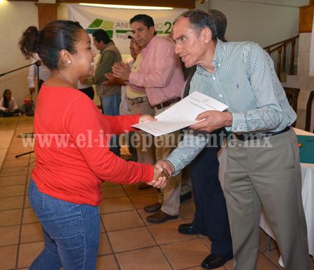 En Sahuayo entregaron certificados agrarios