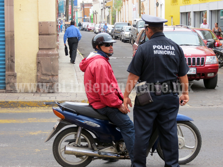 Reto será mantener compromiso de motociclistas para uso de casco