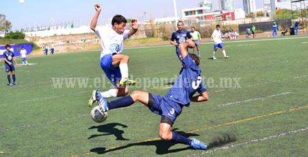 Atlético Jacona se ensañó con el Sauz de Magaña al que goleó 7-0