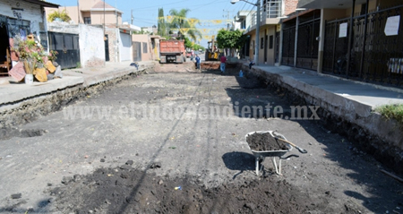 """Buscan habitantes dignificar """"Ciudad Perdida"""""""