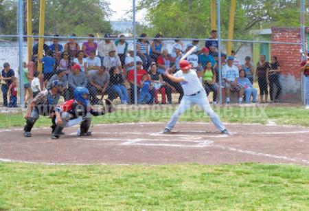 Diamantes de La Piedad y Tarascos de Atecucario a la serie final de Beisbol