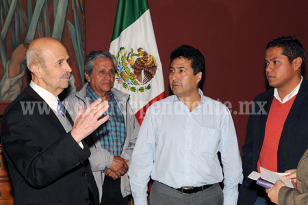 PARTIDOS Y ORGANIZACIONES DE IZQUIERDA SE COMPROMETEN A CAMINAR JUNTOS CON EL GOBIERNO DEL ESTADO