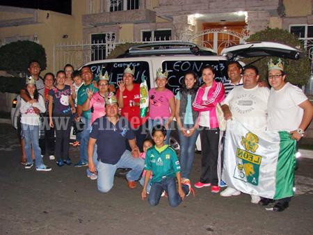 ¡Festejan campeonato del León en casa de Rafa Márquez..!