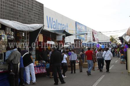 Nuevamente proyectan realizar Feria del Juguete en la Avenida Gómez Morín