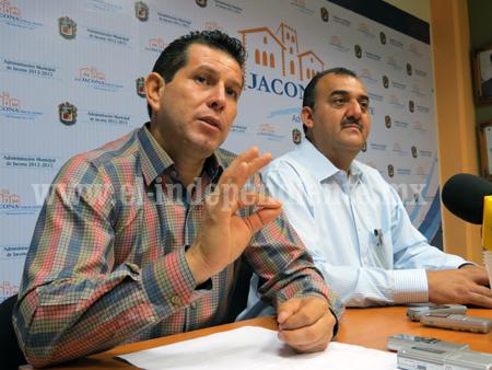 Rebasadas la mayoría de las metas  en el municipio de Jacona en este año