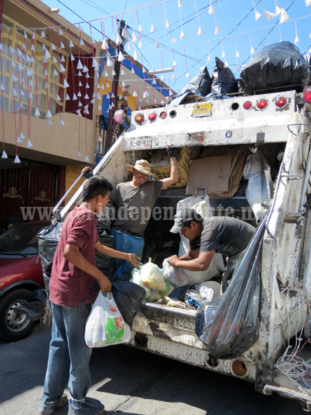 No hay condiciones para aplicar programa de separación de basura en Zamora