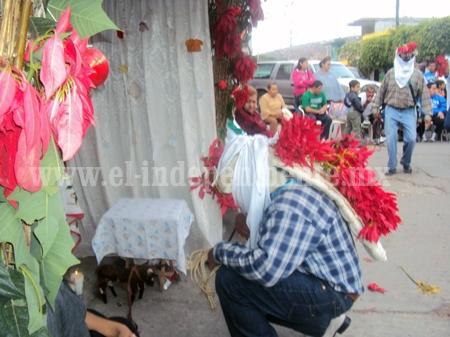 Mantienen jiquilpenses tradición de Danza de los Negros