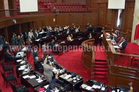 Garantizan diputados mayor control en las finanzas públicas