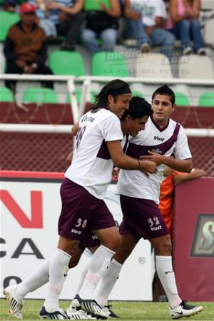 ¡Salamanca cortó la racha ganadora del Real Zamora al vencerlo 2-0..!