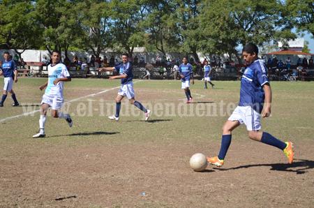 La Liga de Futbol Soccer de Jacona dio a conocer la tabla de posiciones en sus 4 categorías