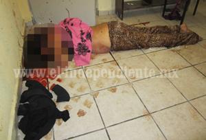 Ex empleada del IMSS  muere al ser acuchillada