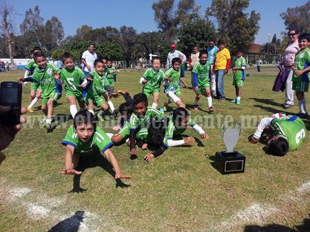 ¡Astros Fuerza Chonguera Campeón de la Copa Olmeca en Mini Pony..!