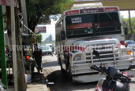 Buscan desahogar vialidad en el centro de Venustiano Carranza