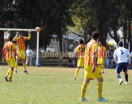 ¡Con paso firme hacia el bicampeonato va Atlético Jacona..!