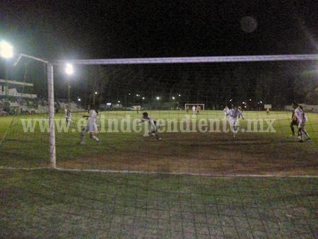 ¡Real Zamora goleó 5-0 al Atlético Huejutla..!