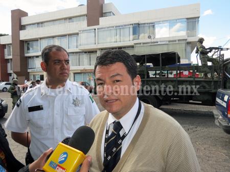 Código de Justicia Penal sancionará a quien haga amenazas falsas de bomba