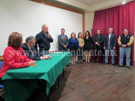 Colegio Michoacano de Cirujanos Dentistas corre el riesgo de perder su razón social