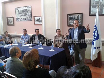 El PAN debe retomar sus principios y doctrina: Juan Manuel Oliva