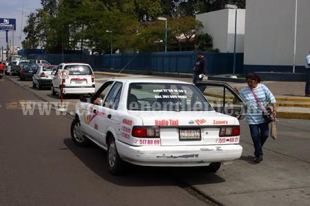 Taxistas renuentes a capacitarse en Primeros auxilios