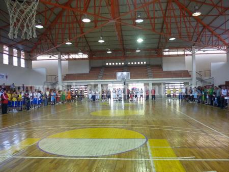 Inaugurados los Torneos de Liga y Copa de Baloncesto 2014