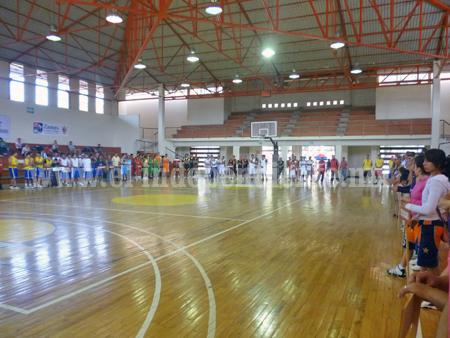 Inauguran mañana el Campeonato de Liga y Copa de Baloncesto