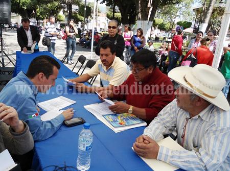 Reanuda Toño Salas la edición semanal de Miércoles Ciudadano