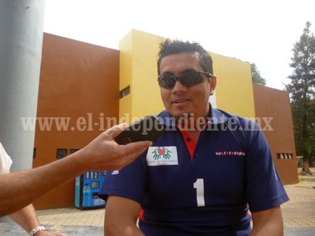 No dejaré la presidencia de la liga hasta que llegue alguien con un programa efectivo: Felipe Zavala