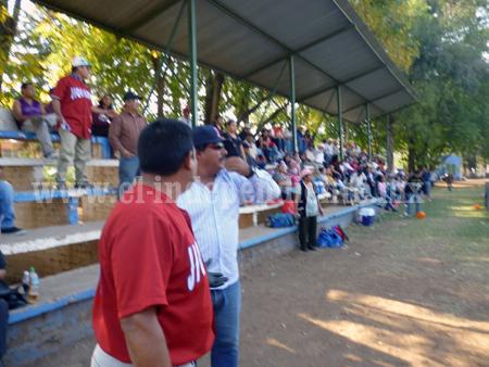 Para el 2 de Febrero se inaugura oficialmente el Torneo Regional de Beisbol