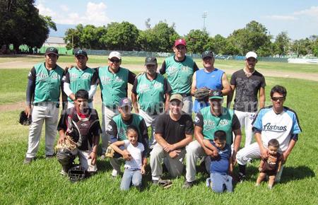 Se adhieren al Torneo Regional de Beisbol tres novenas de Nahuatzen